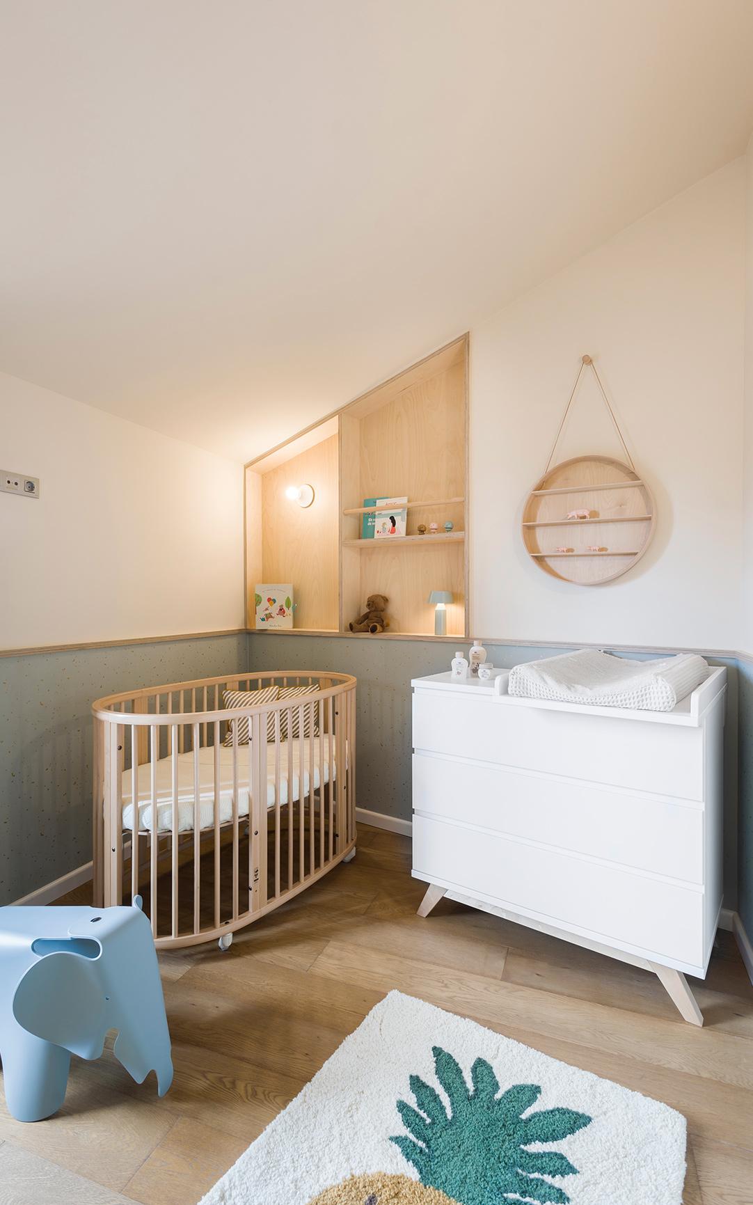 Baby + Suite room