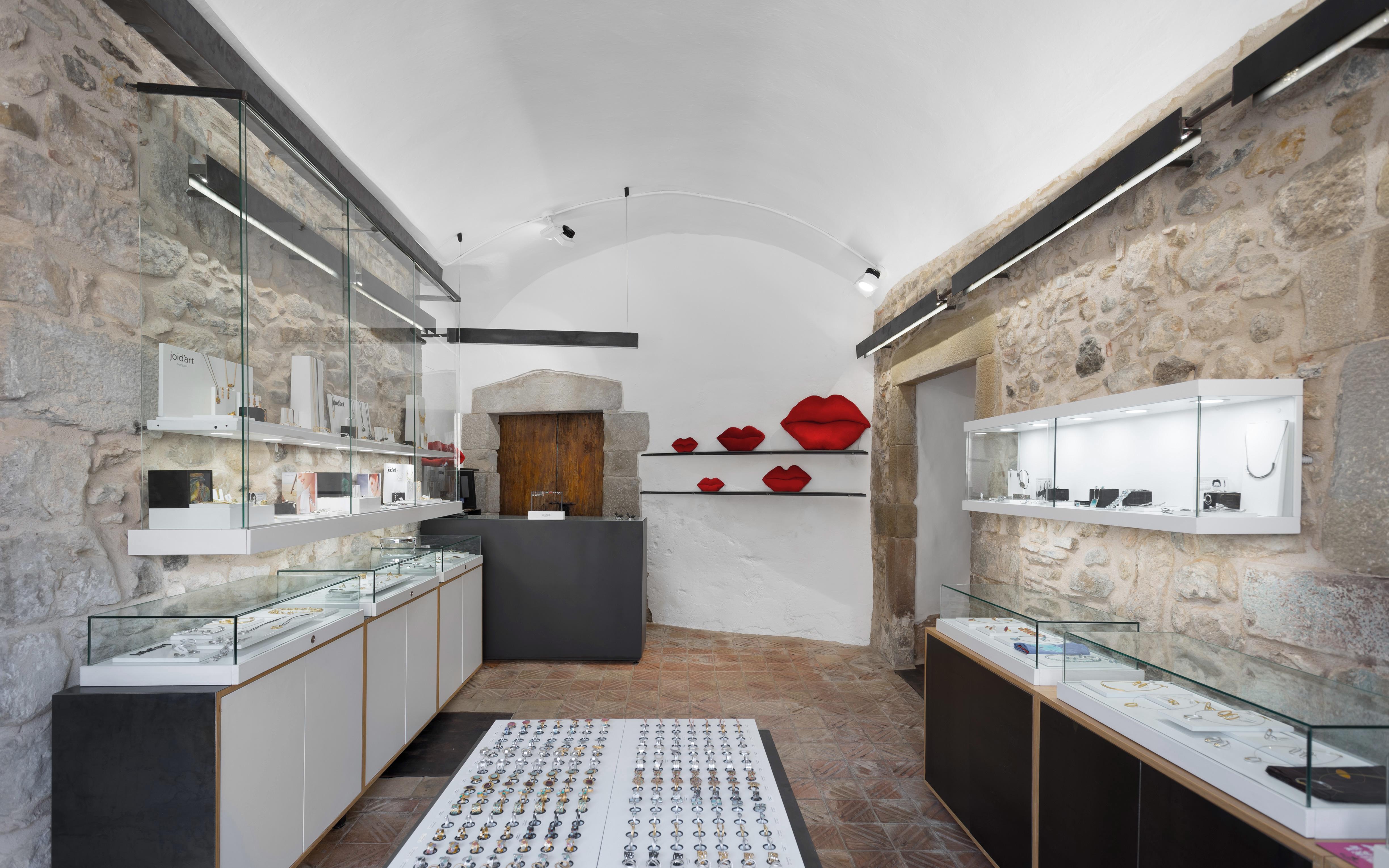Joid'art Store Púbol